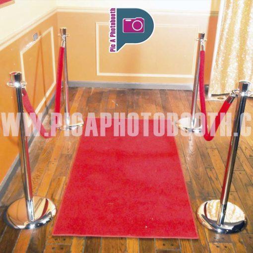 Red Carpet Entry