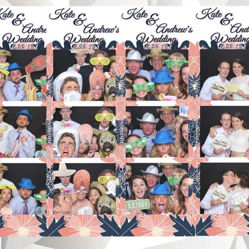 Unlimited Photo Booth Sessions