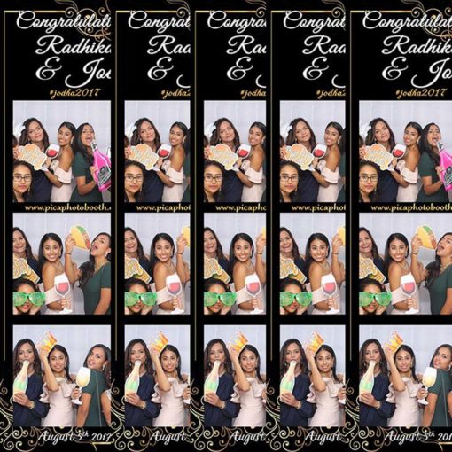 Photo booth features