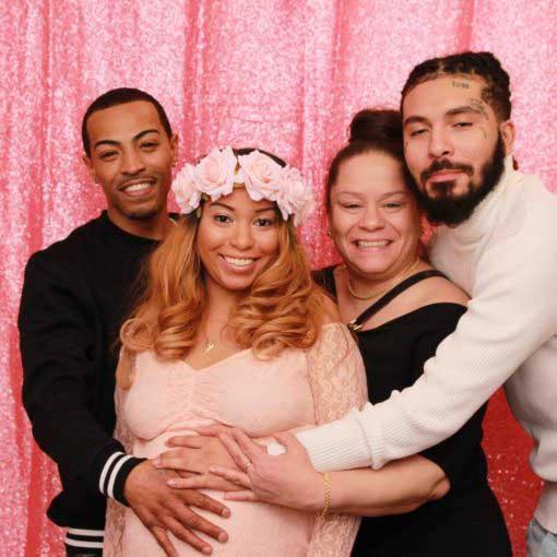 Lucina Robertson & Lamont Nicot Baby Shower February 9, 2019