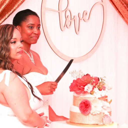 Wedding Receptions And Photo Booths